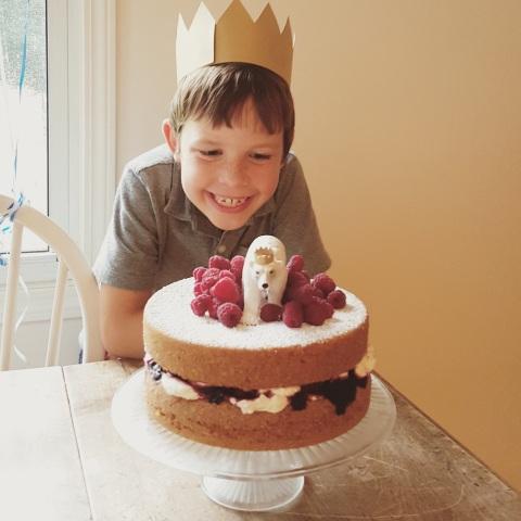 birthday cake |respite